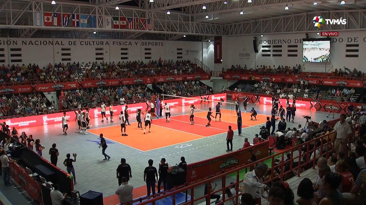 Voleibol México vs Perú