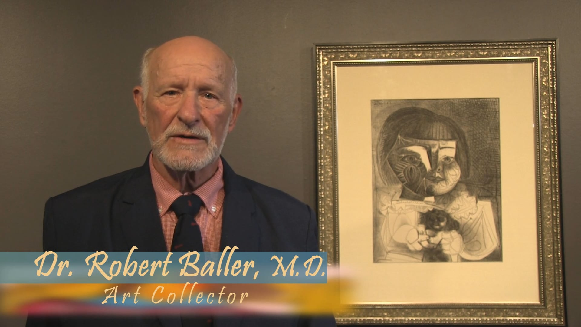 The Baller Art Collection: Dr. Baller's Heart and Mission