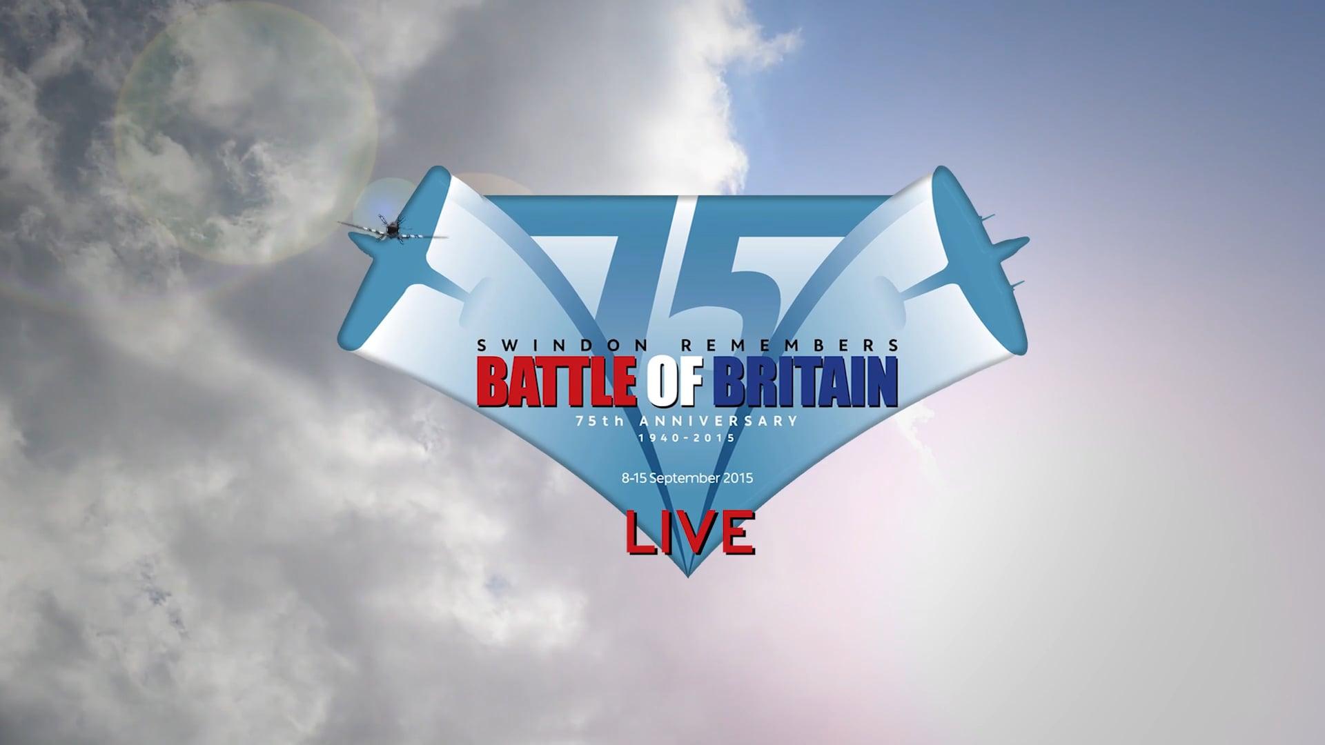 Battle of Britain Tease - EVENT TV
