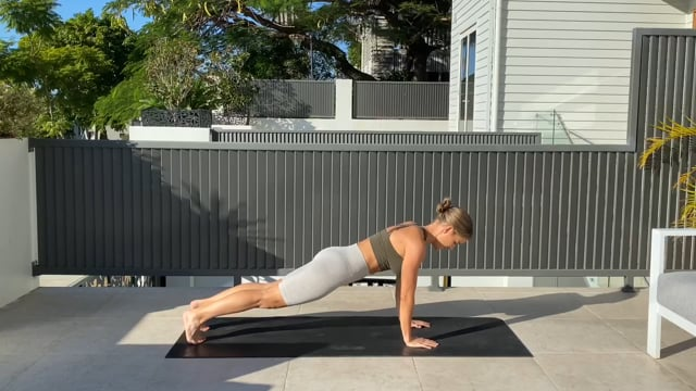 30min full body workout with no equipment 2