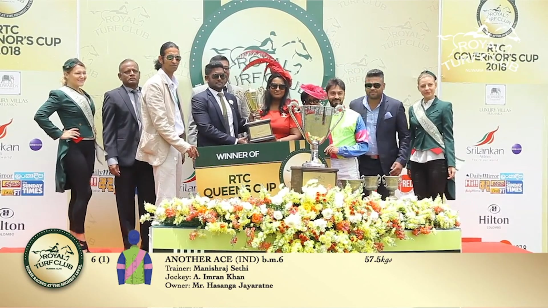 RTC Governor's Cup Race Day 2018