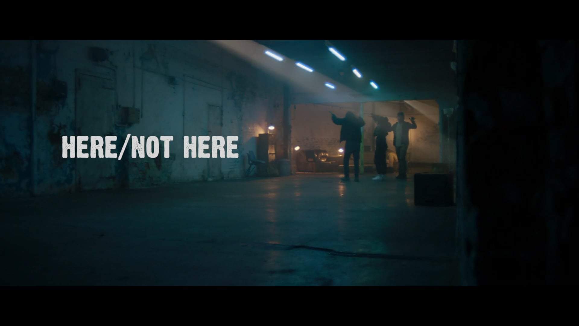 Here/Not Here