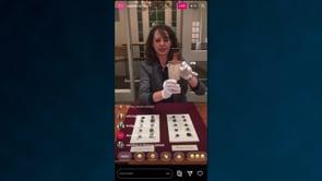 Erin Pitt, archaeological artifacts Instagram Live: April 10, 2020