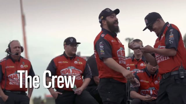 Chasing the Title: Season 1: The Crew
