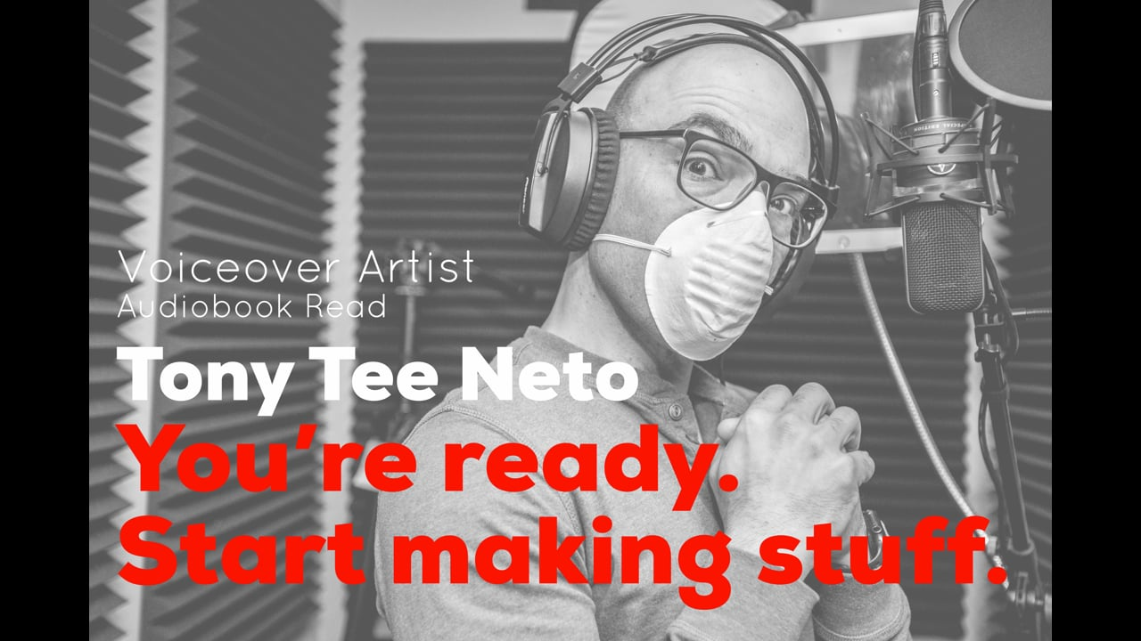 Creative Inspiration during Covid-19 - Steal Like an Artist - Audiobook Sample - Tony Tee Neto #drophousevobtm