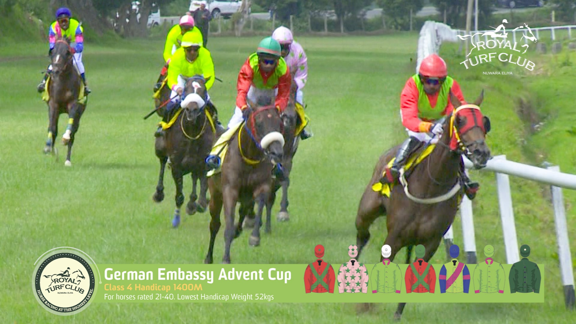 German Embassy Advent Cup 2016