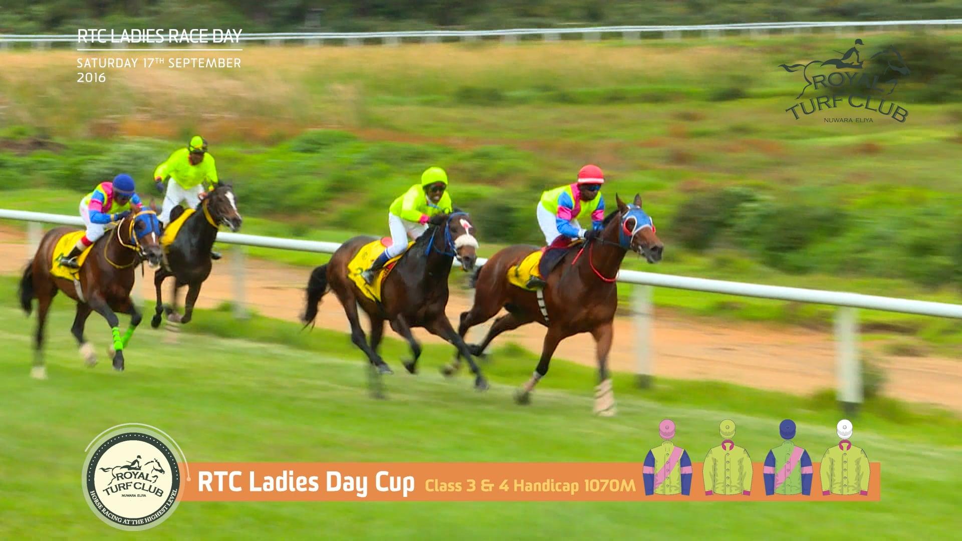 RTC Ladies Raceday 2016