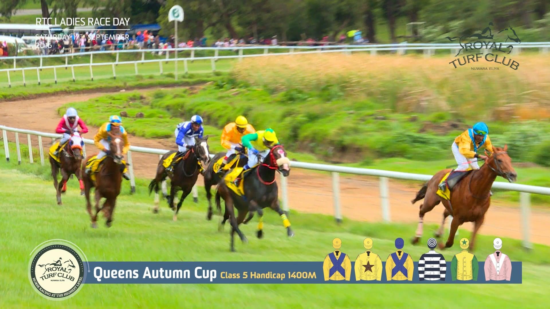 Queens Autumn Cup 2016