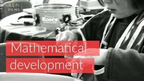 Watch Learning through Play - mathematical development