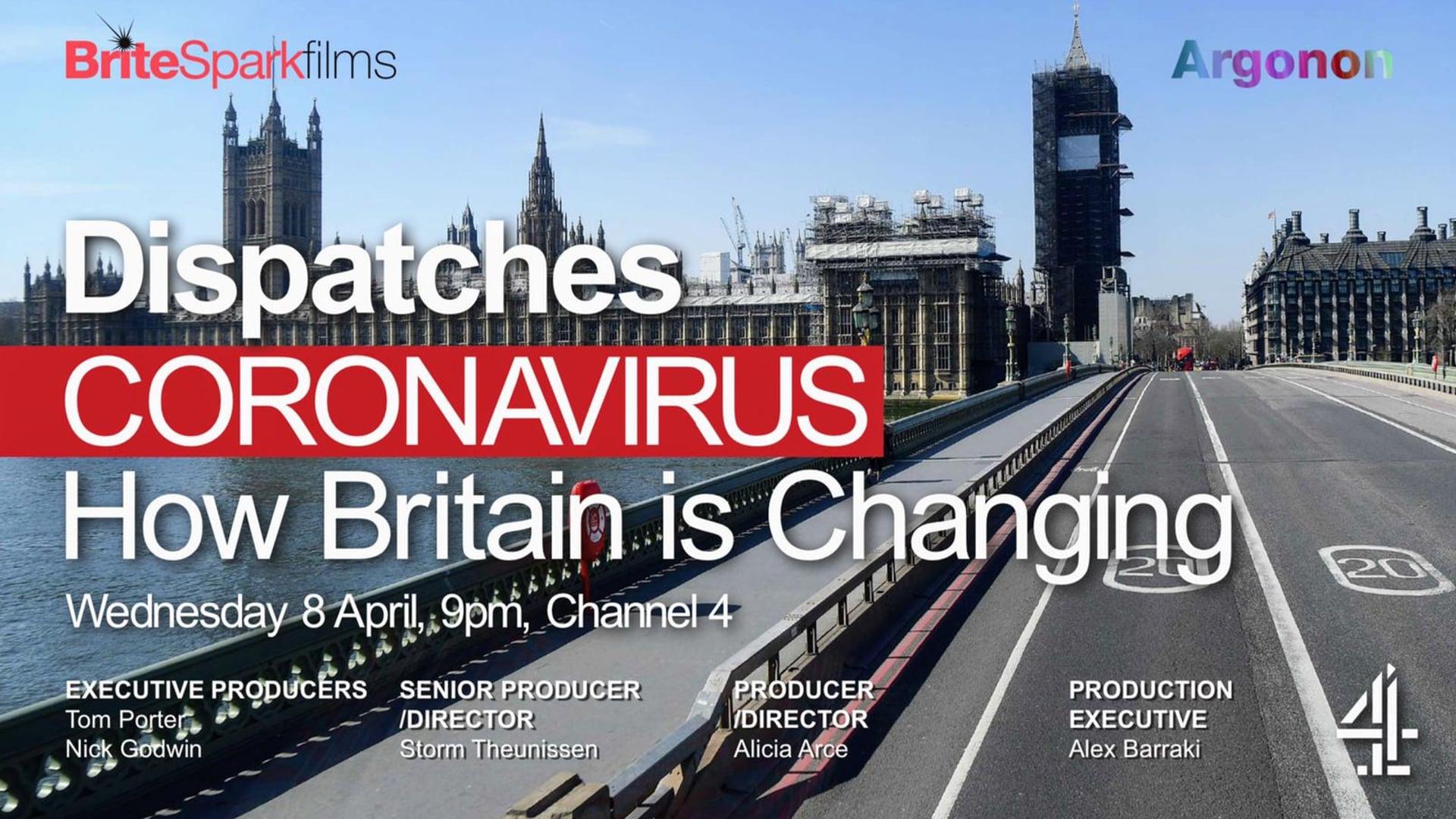 Dispatches - Coronavirus: How Britain is Changing - C4