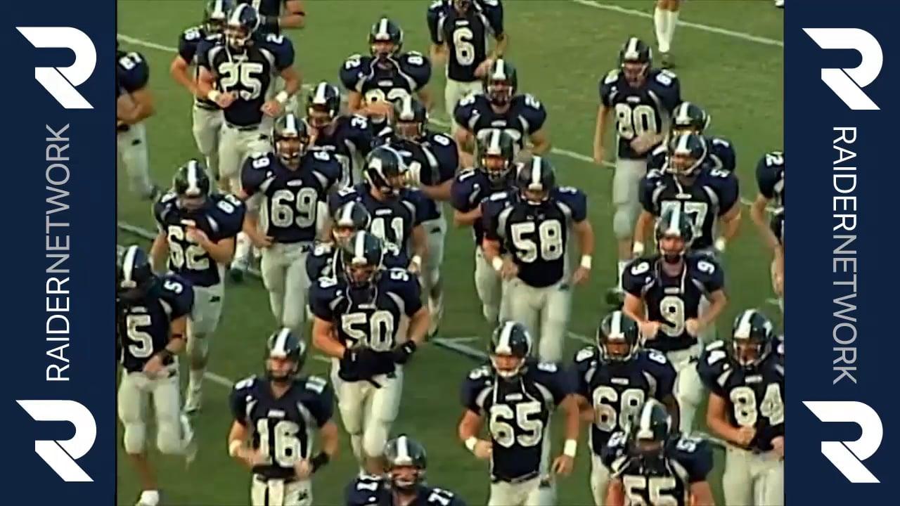 Varsity Football-2005-Game 2-Magnolia Heights