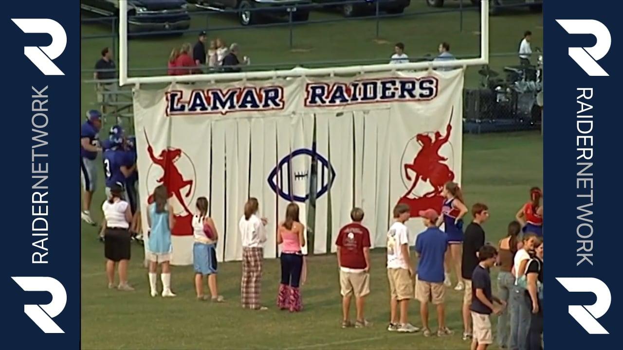 Varsity Football-2005-Game 3-Lamar School
