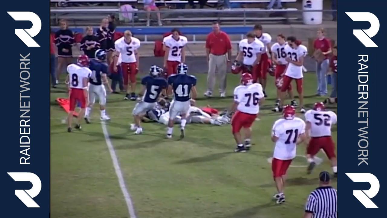 Varsity Football-2005-Game 7-Oak Hill Academy