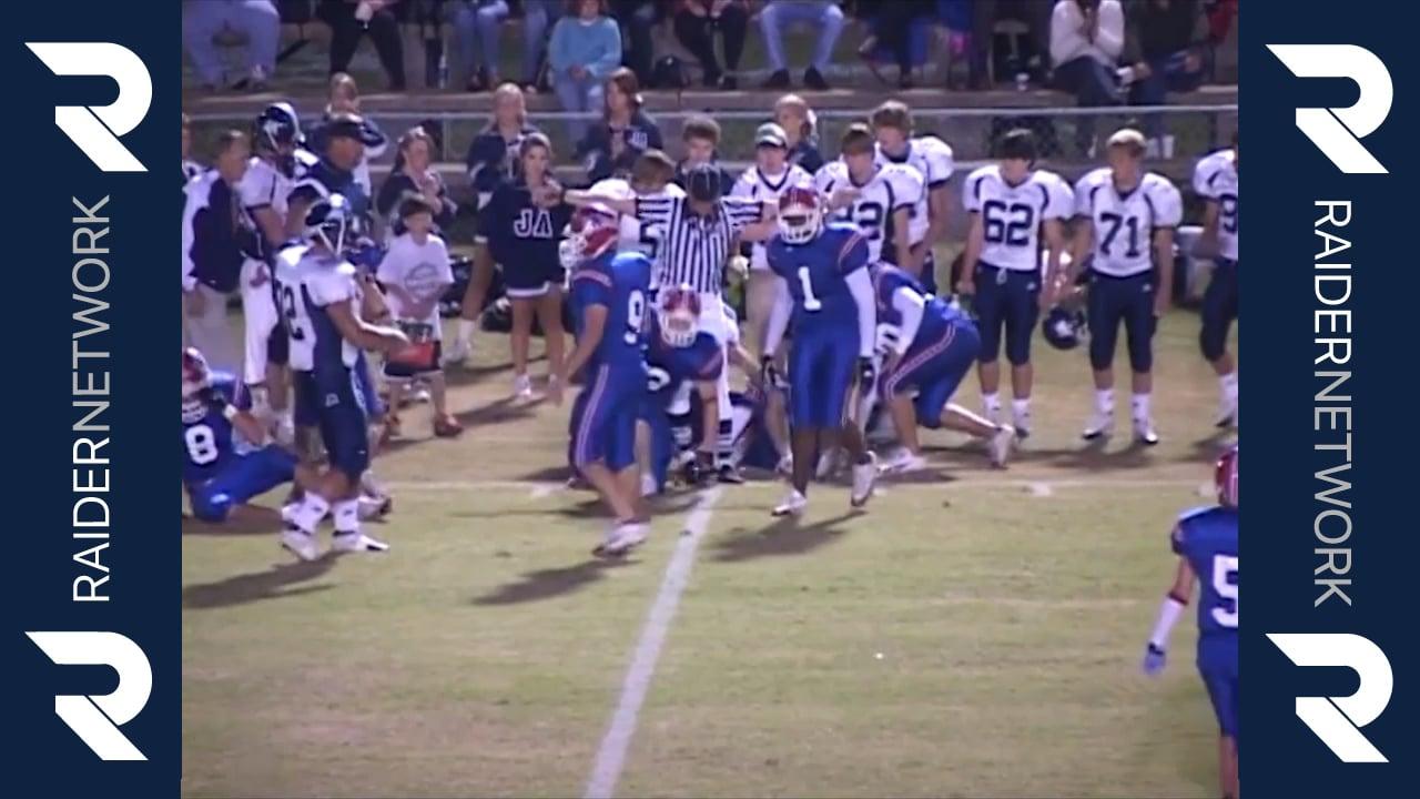 Varsity Football-2005-Game 8-Heritage Academy