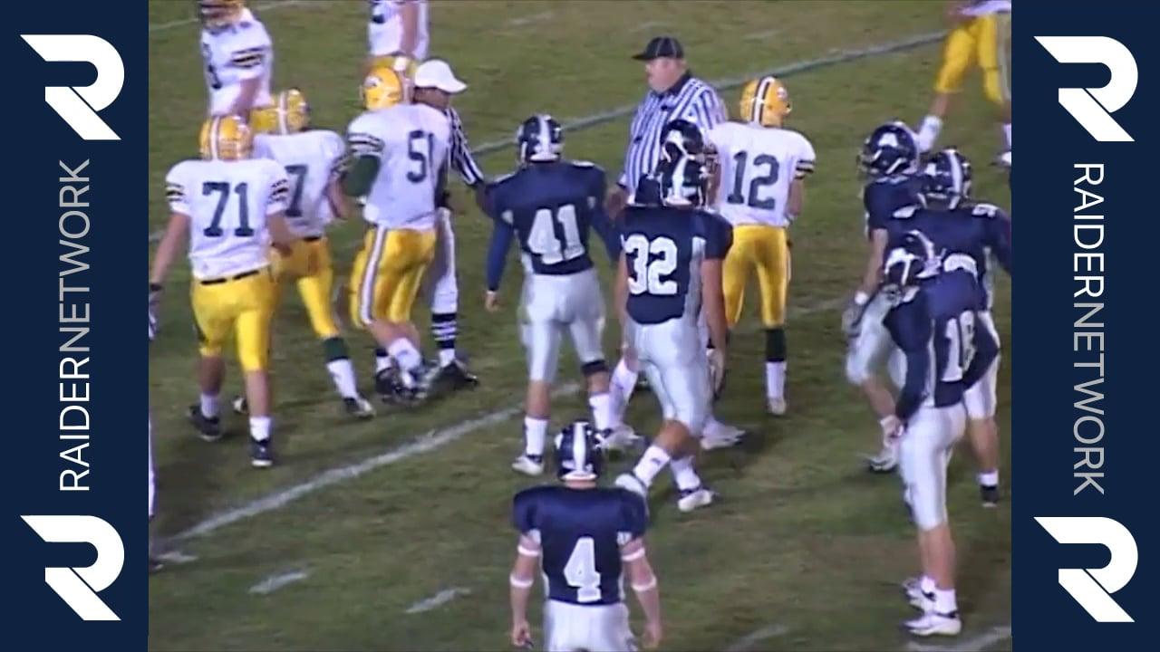 Varsity Football-2005-Game 11-Pillow Academy
