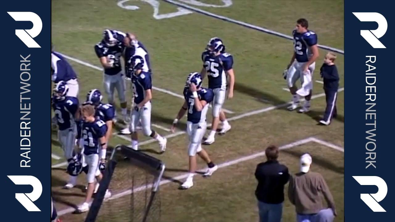Varsity Football-2005-Game 9-Hillcrest Christian
