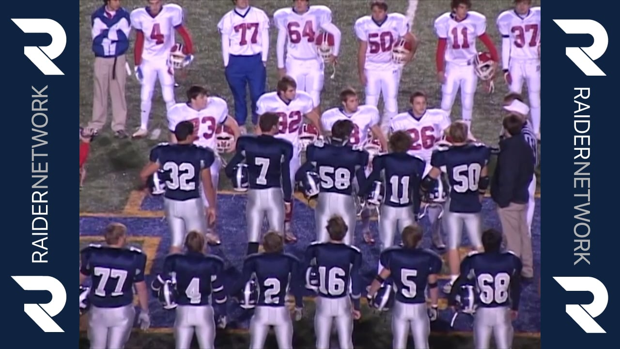 Varsity Football-2005-Game 12-Jackson Prep