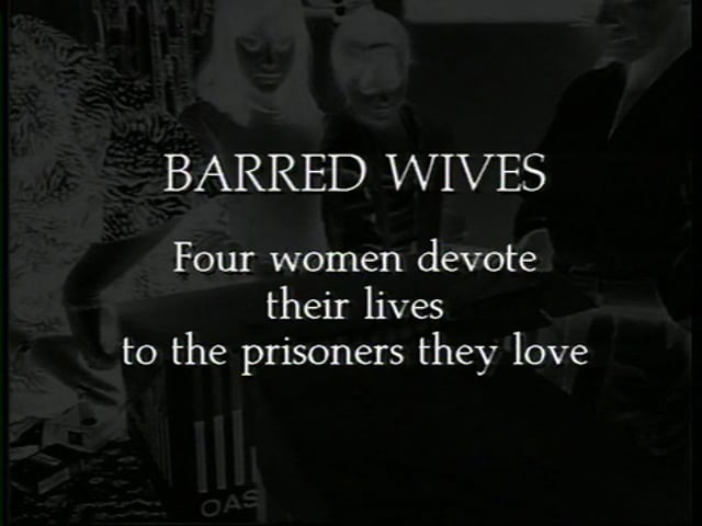Barred Wives