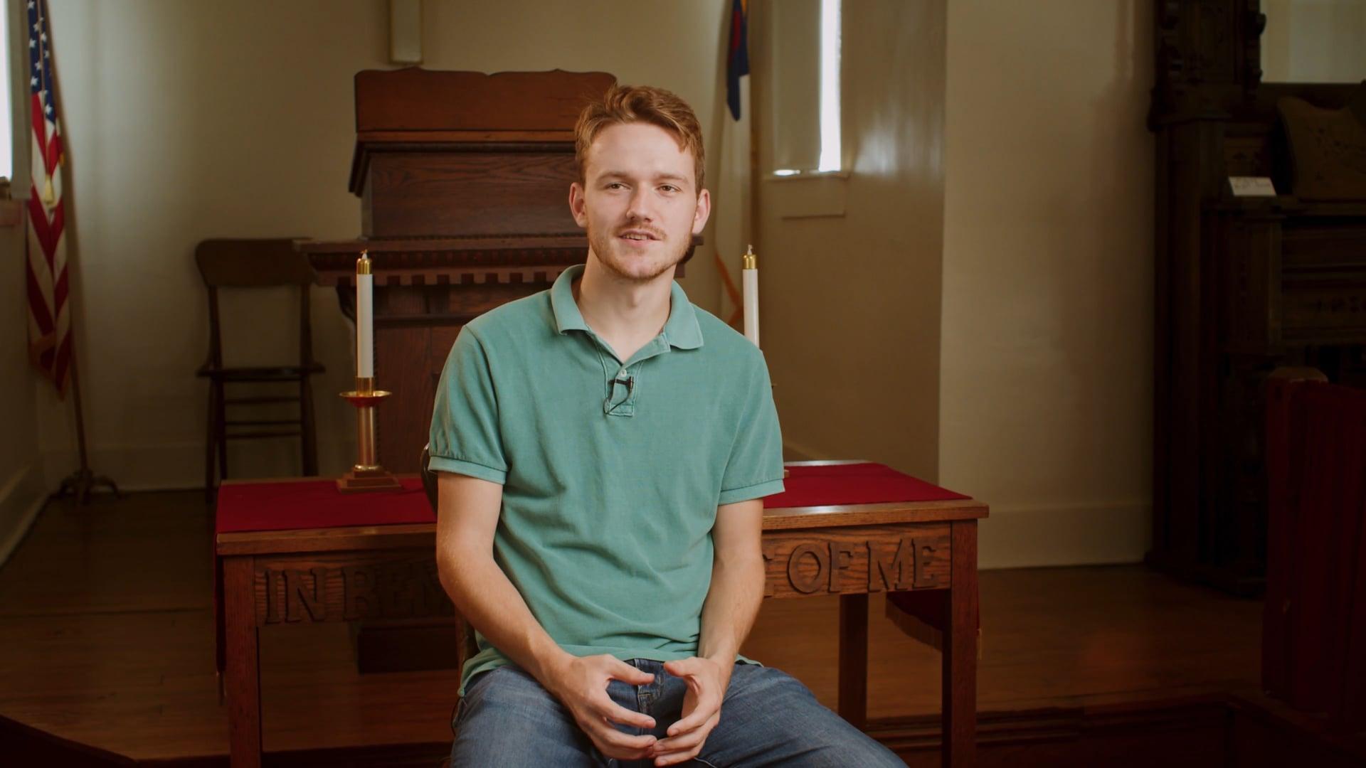 Andrew's Testimony