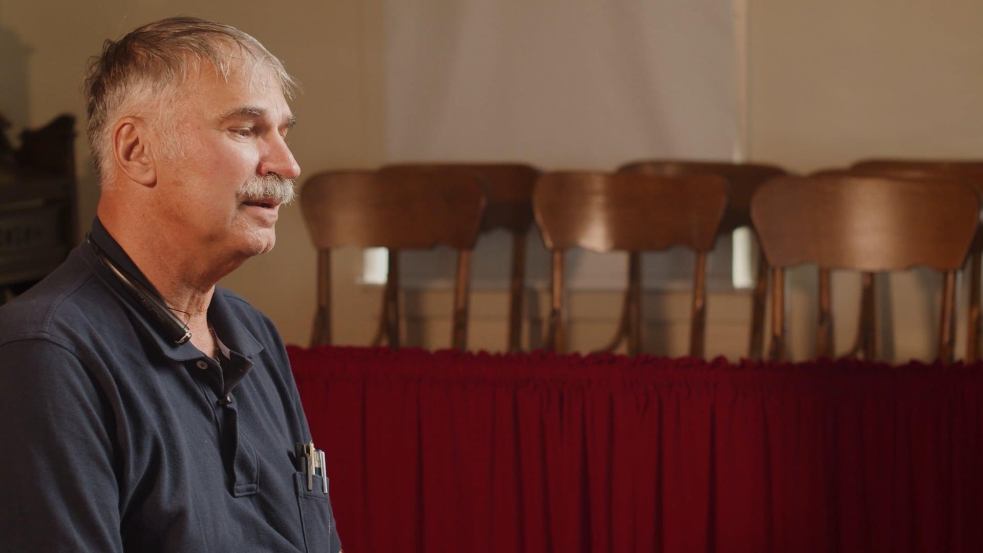 Ray Wiskur's Testimony