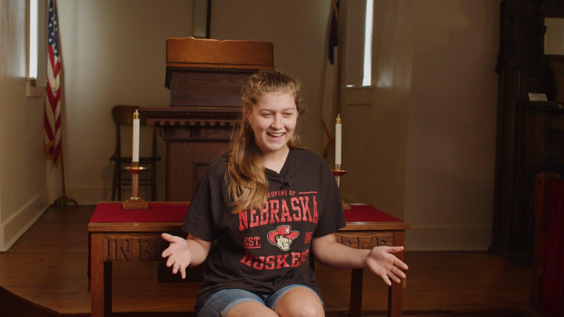 Madison's Testimony