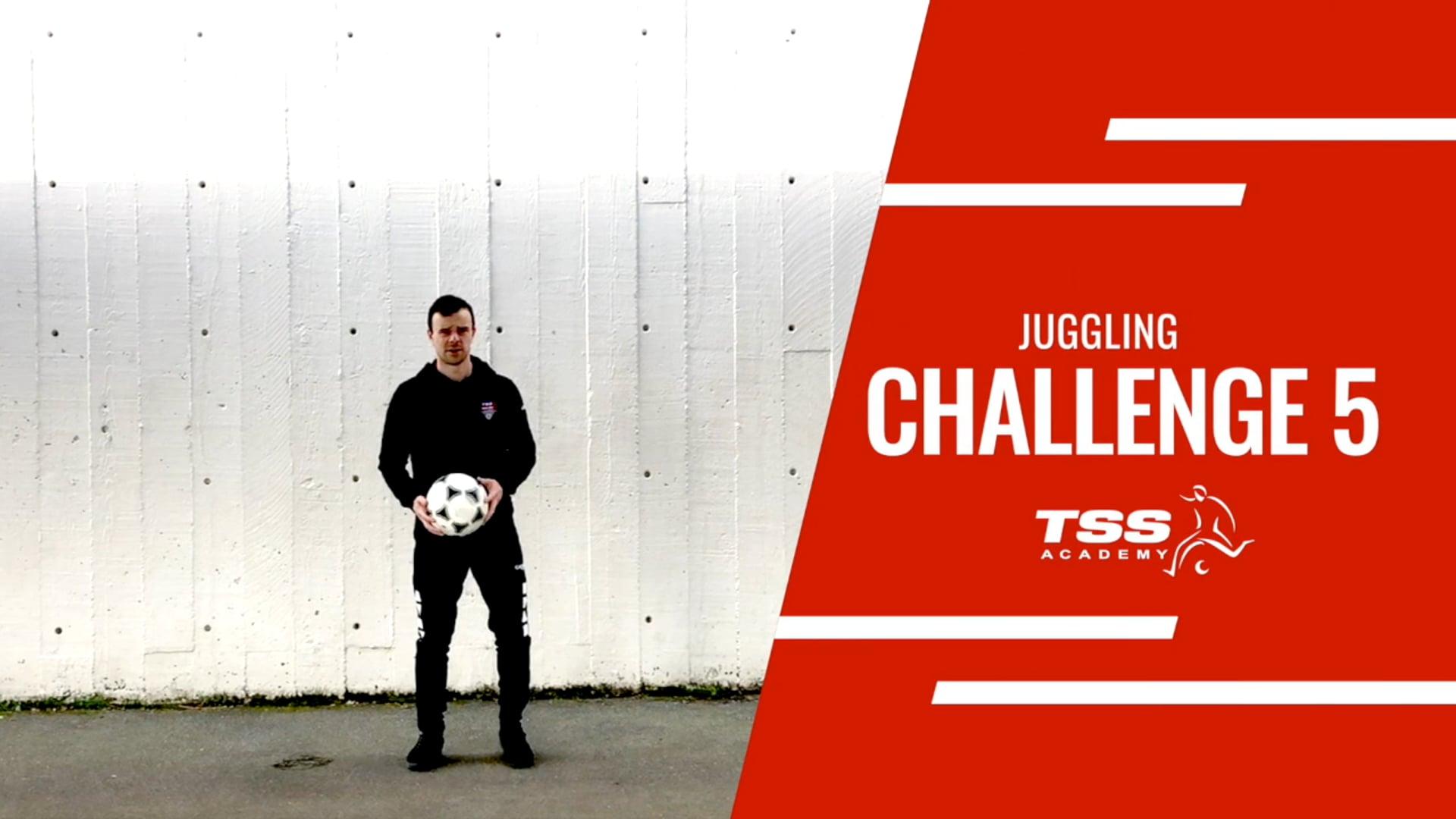 TSS Juggling Challenge 5