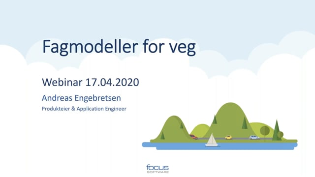 Fagmodeller for Veg i Focus CAT Veg