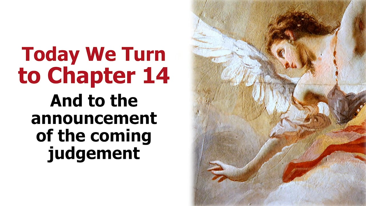 Revelation 14 – The Saints and the Coming Judgment