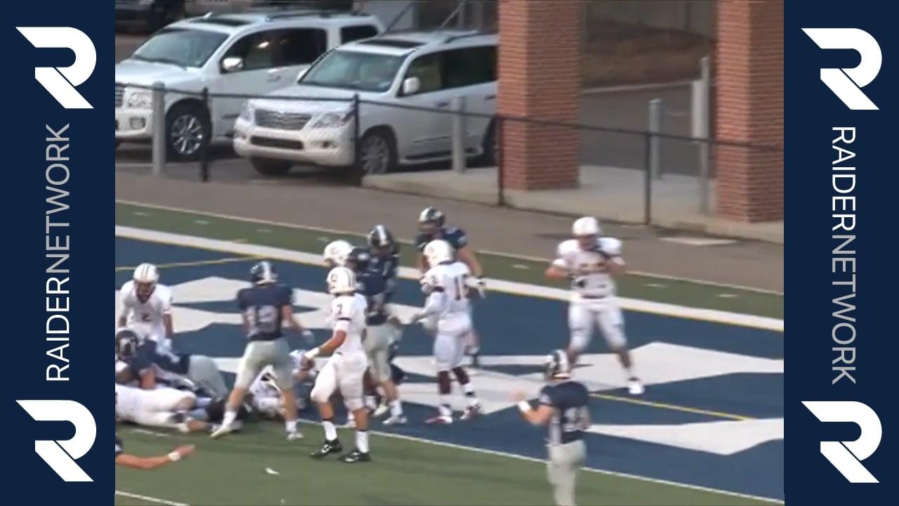Varsity Football-2014-Game 2