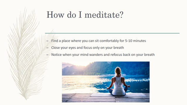 How to - Learn Meditation