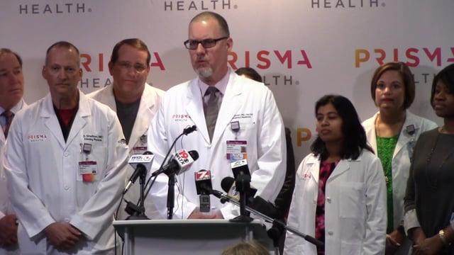 200310 - Prisma Health press conference FULL