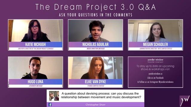 The Dream Project - Virtual event
