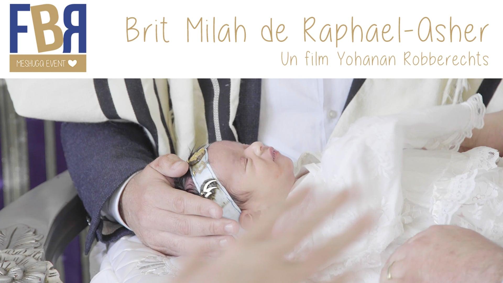Brit Milah de Raphael Asher