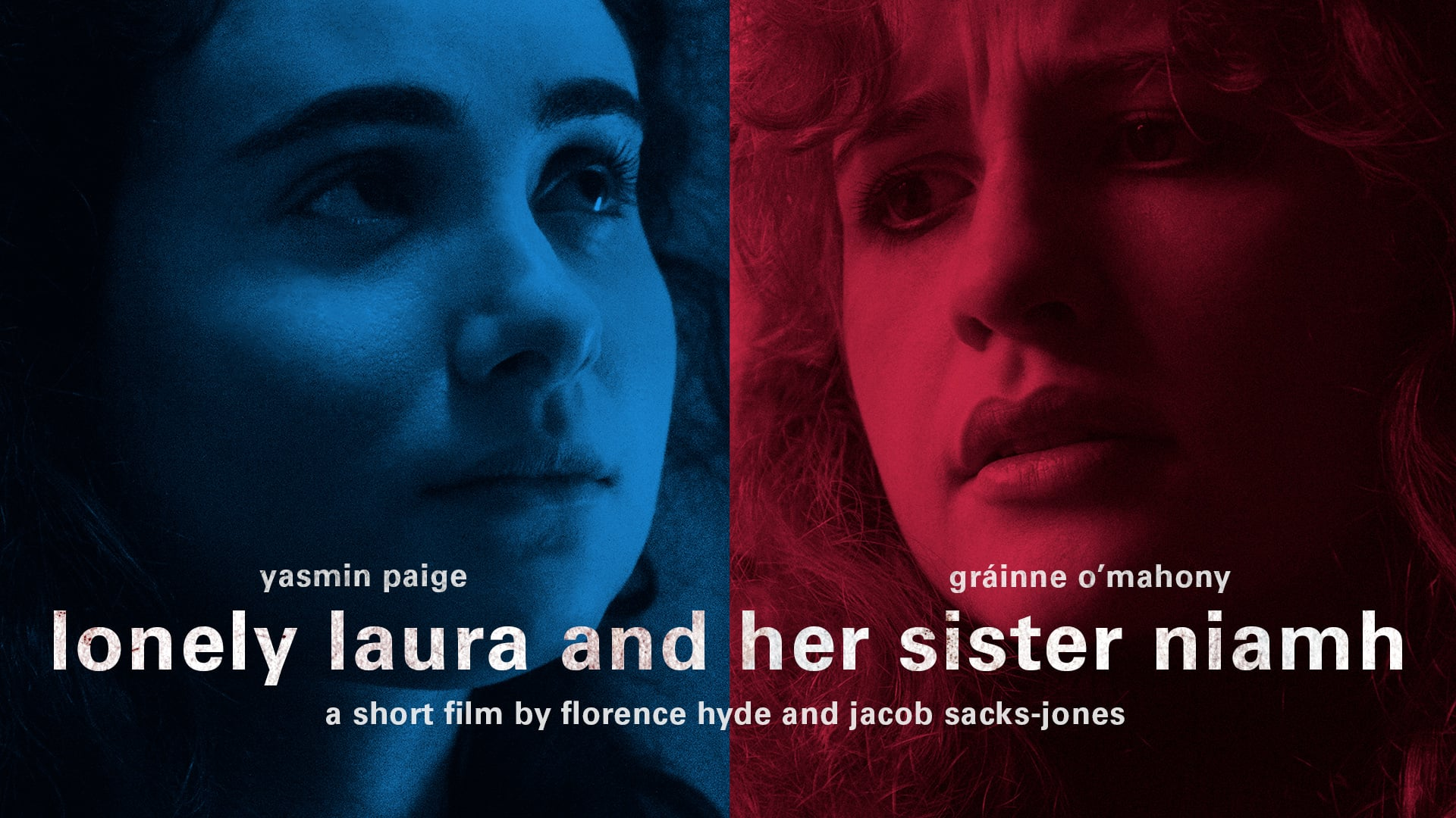 Lonely Laura and Sister Niamh - drama, thriller - trailer (dir. Florence Hyde)