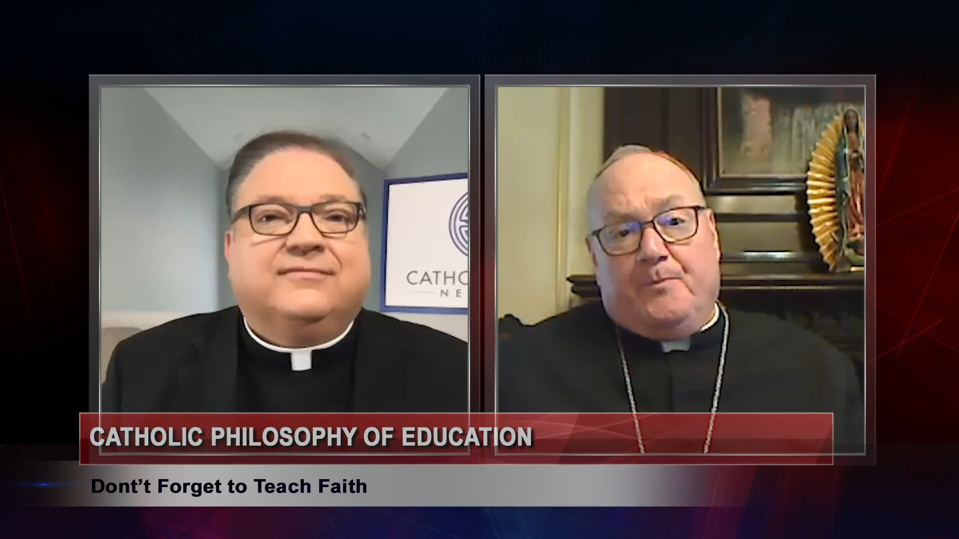 CFN News: Special Report with Cardinal Timothy Dolan