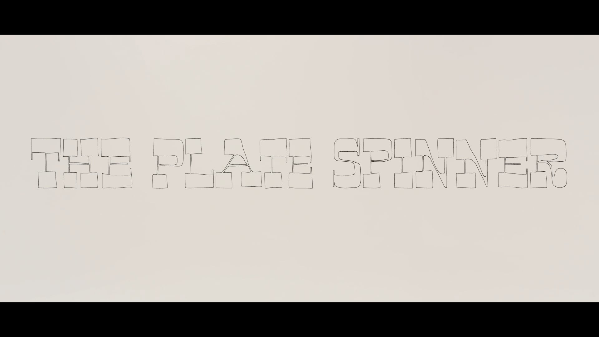 The Plate Spinner