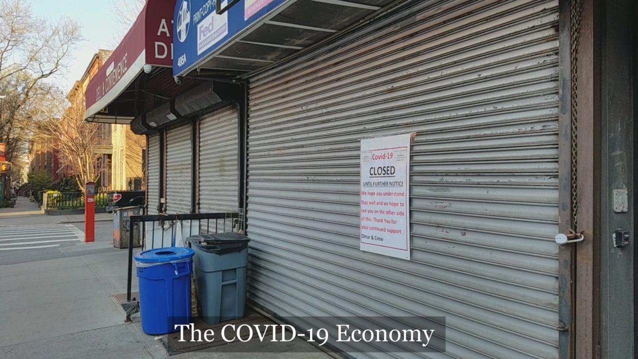 The COVID-19 Economy