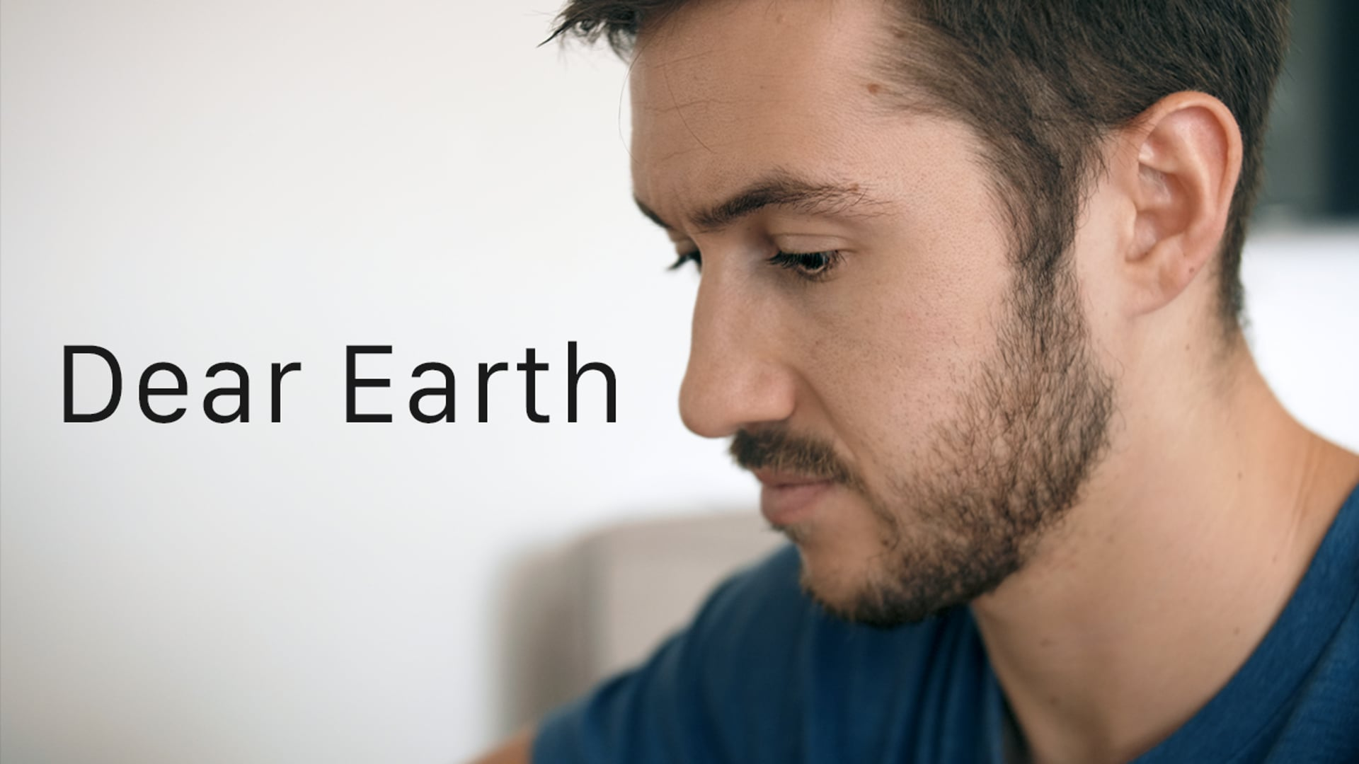 Dear Earth, a love letter to you on Earth Day.