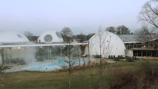 Therme Bad Aibling - corporate winter video 2020