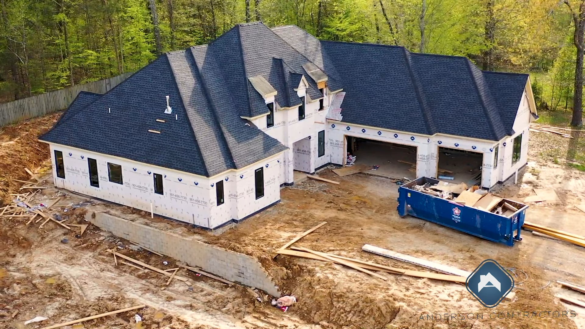 Anderson Contractors Company Overview