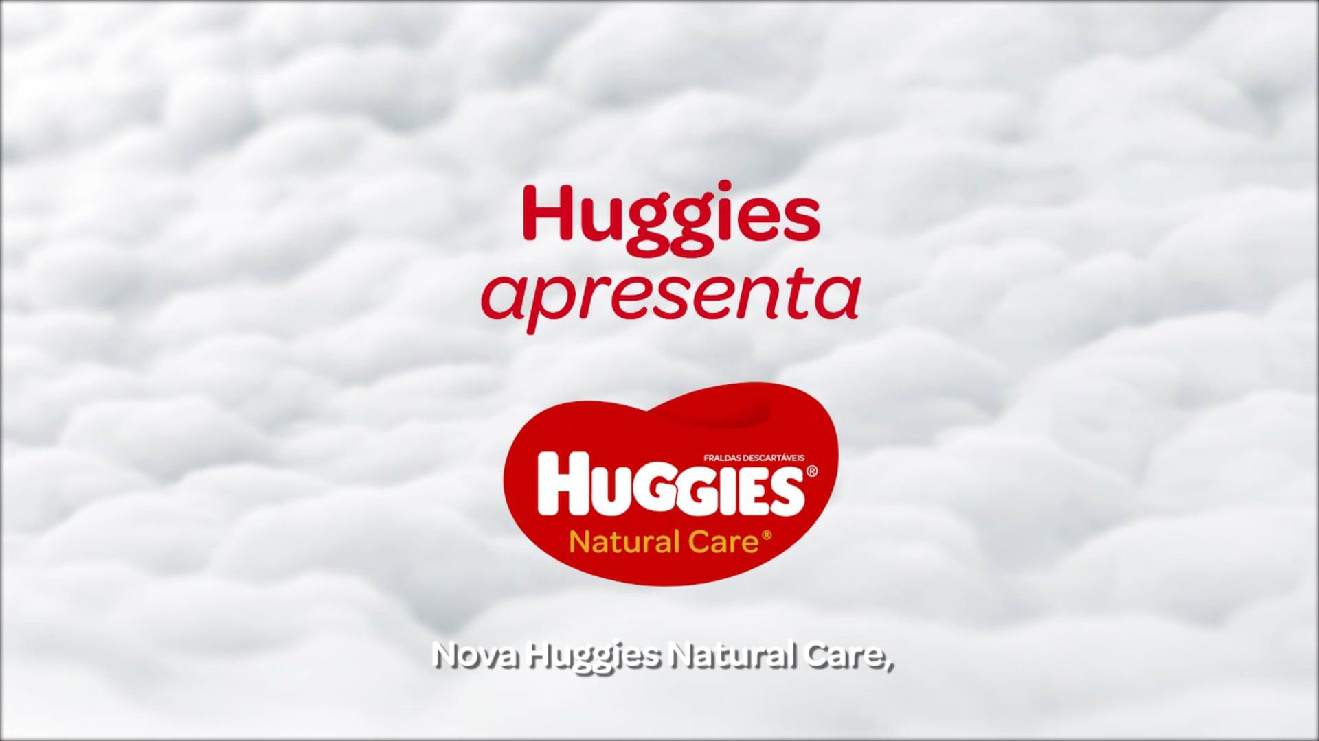Locução de publicidade para Fraldas Huggies
