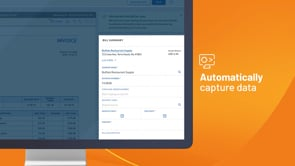 Capturing Invoices with Bill.com