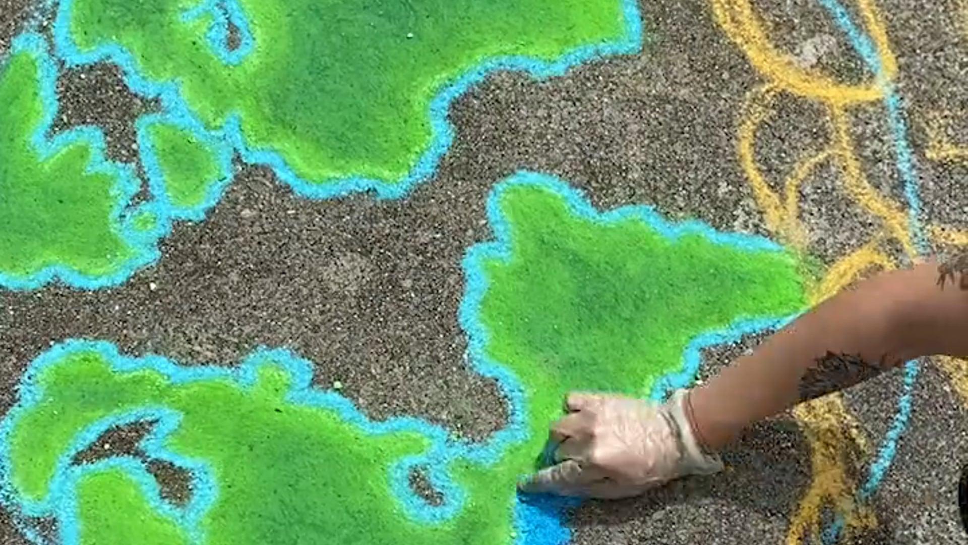 Chalk Art Tips