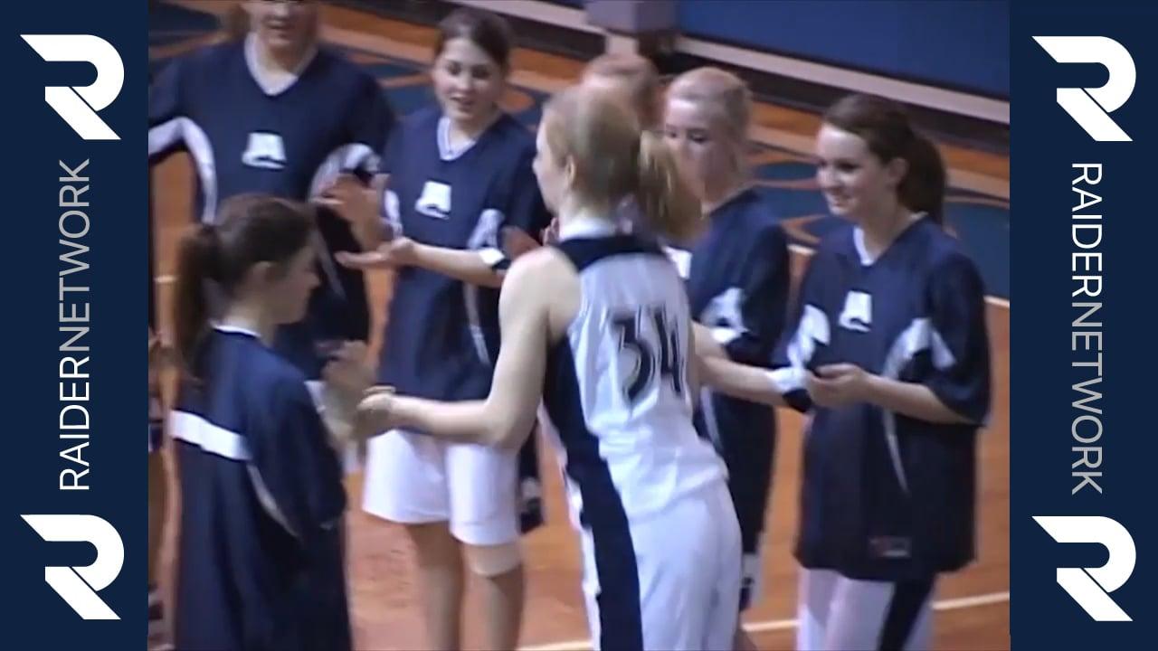 Varsity Girls Basketball-2008-Washington School