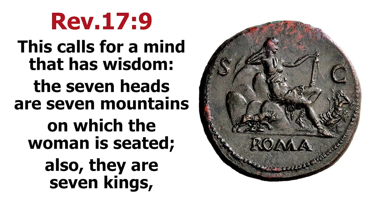 Revelation 13 – The Beast and His Mark