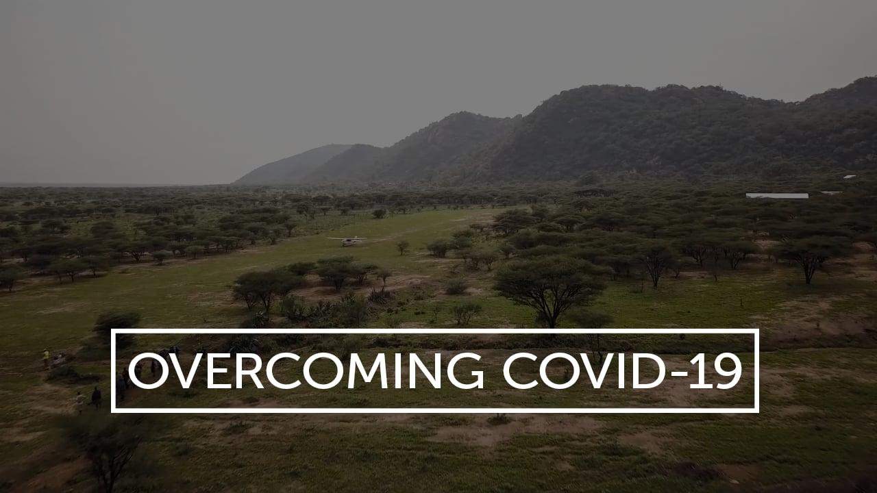 Overcoming COVID-19