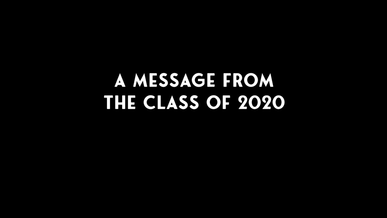 NFTY Class of 2020 Speeches