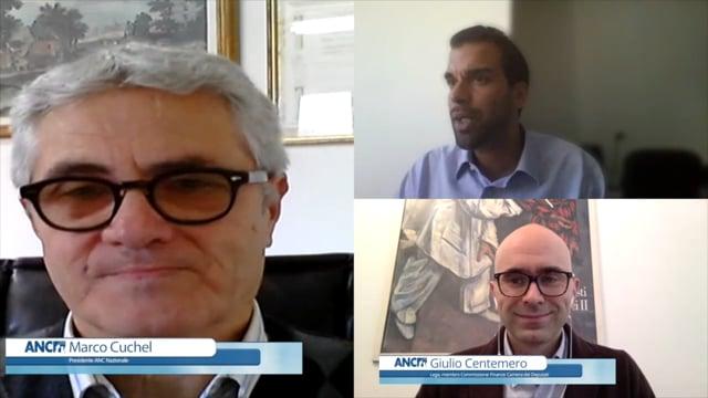 Marco Cuchel incontra Giulio Centemero. Per aiutare imprese e cittadini dichiarare il 2020