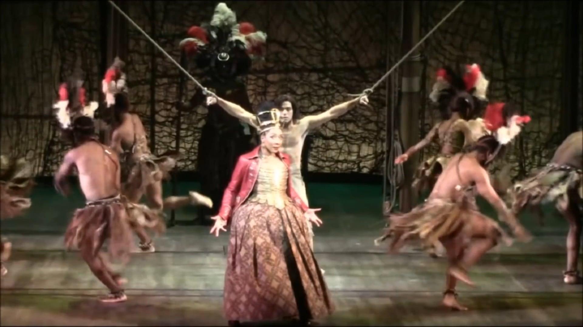 AMAZING GRACE (Broadway Show) - Dumenyo Lo
