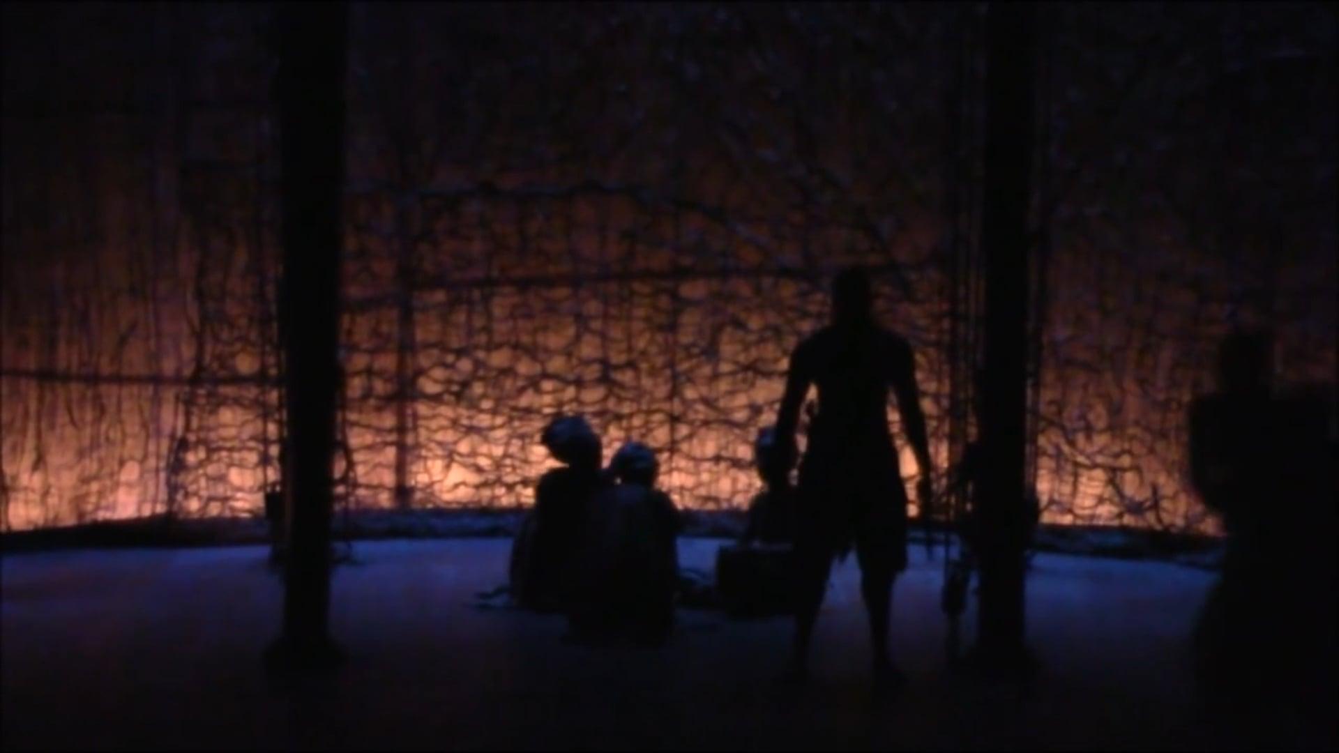 AMAZING GRACE (Broadway Show) - Scene change underscore